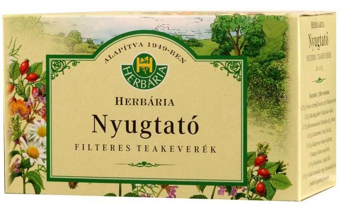gyuri bácsi nyugtató tea)